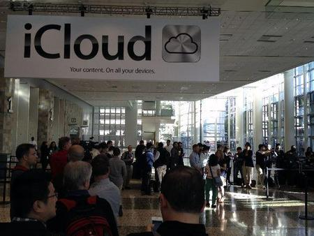 Waiting in Line with iCloud