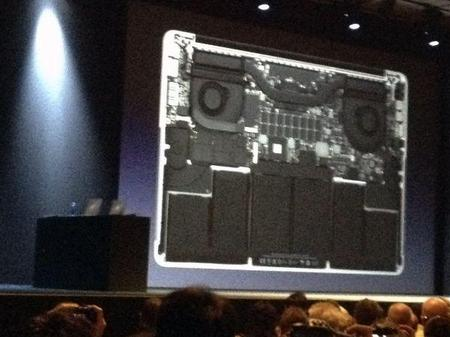 Inside the MacBook Pro with Retina Display