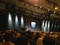 iOS 6 with Scott Forstall