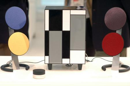 Art Deco Speaker from Edifier