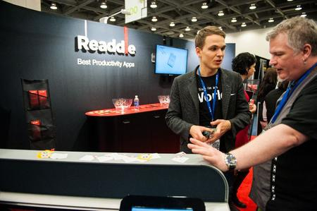 Bryan Chaffin Talks to Readdle