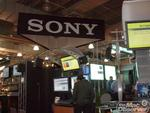 Sony showed their complete line of prosumer and professional video solutions