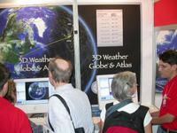 3D Weather Globe and Atlas