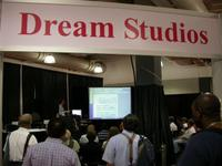 Standing Room in Dream Studios