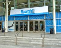 Macworld Entrance