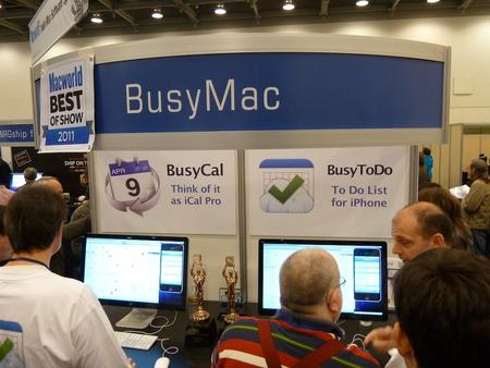BusyCal and BusyToDo from BusyMac