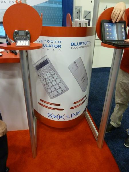 SMK Link Bluetooth Devices