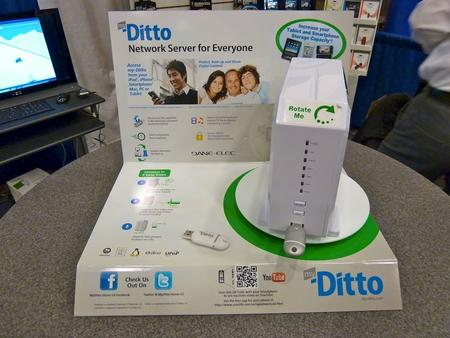 Ditto Network Server