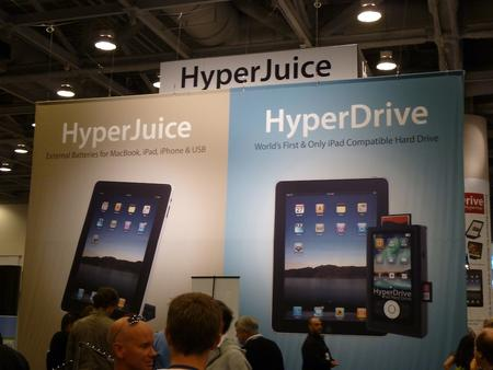 HyperJuice and HyperDrive