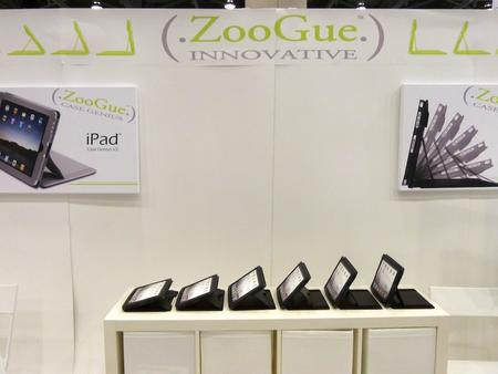 iPad Case Genius V2 from ZooGue