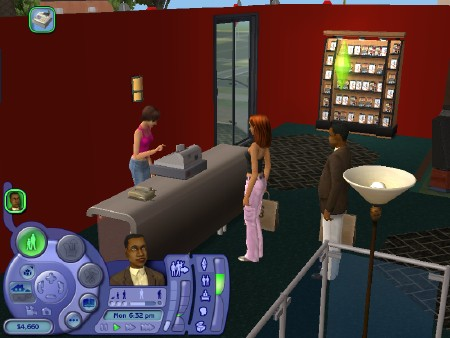 sims 2 open for business how to start business