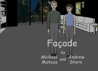 Image result for facade game