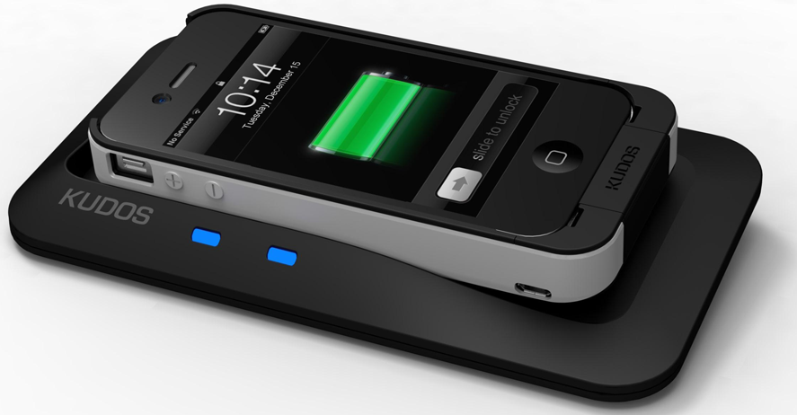 kudos power charges your iphone without wires the mac observer. Black Bedroom Furniture Sets. Home Design Ideas