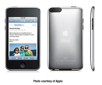 iPod touch (3G)