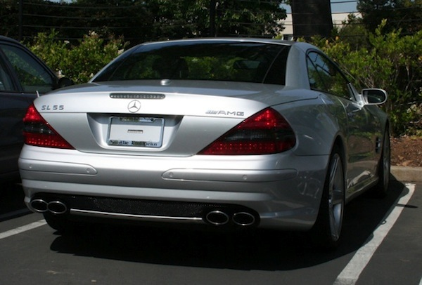 California dmv loophole allowed jobs to drive sans plates for Career mercedes benz