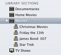 Plex Custom Sections & Collections