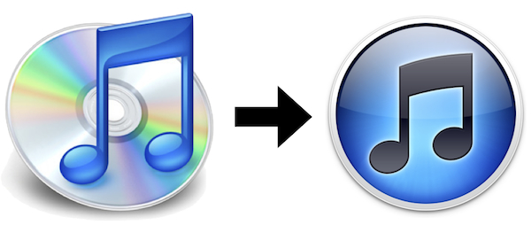 Migrating iTunes Library