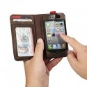 the BookBook iPhone case