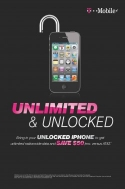 T-Mobile Unlocked & Unlimited poster