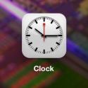 The Clock app icon.