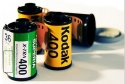 Photo film cannisters.
