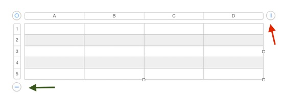 plain table chart. Plain Table Pages 5 For Mac How To Modify Tables Create Formulas And Share Documents On Plain Table Chart R