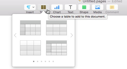 how to create a document on mac