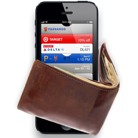 Passbook is Apple's NFC Alternative