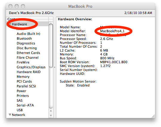 how to find what is consuming battery in mac