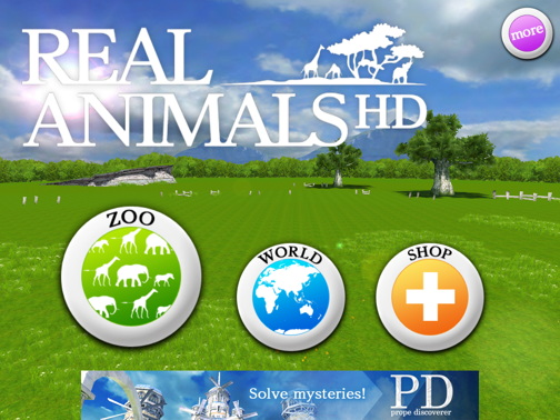 Real Animals HD