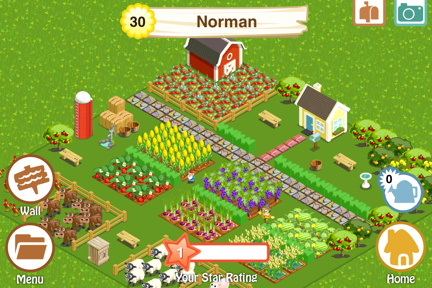 Norm farming empire in Farm Story