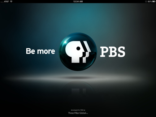 PBS for iPad