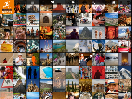 Rough Guides World Lens