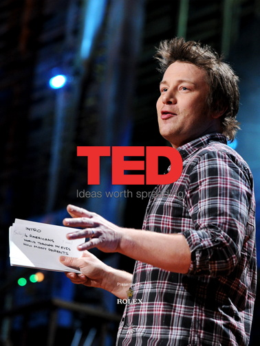 TED for iPad