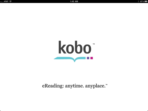 Kobo for iPad