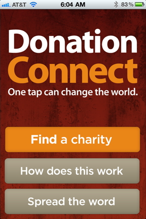 Donation Connect