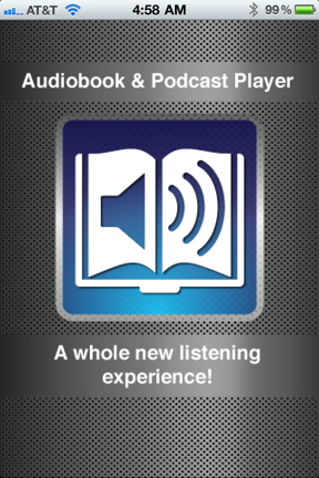 Audiobook and Podast player