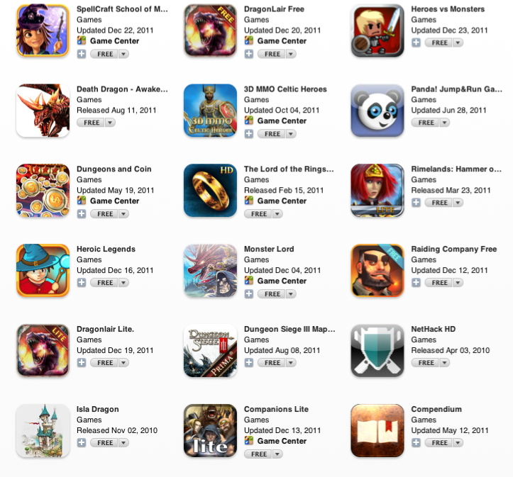 2 Free iPad Games for The Adventurer – The Mac Observer