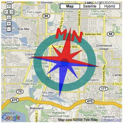 Exploring the Compass app in the iPhone 3GS | How-To