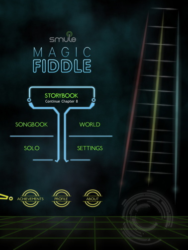 Magic Fiddle