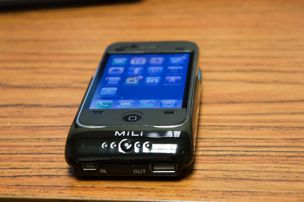 PhoneSuit MiLi PowerPack