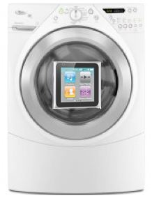 ipod in washing machine
