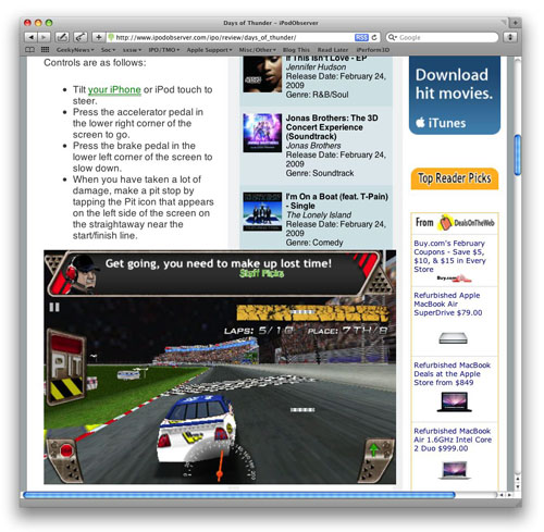 Safari 4 Full-page zoom