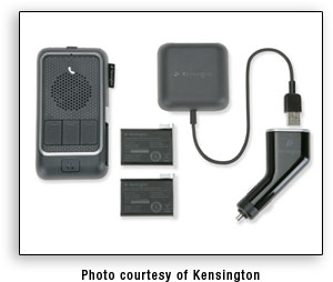 Kensington hands free kit