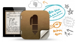 Evernote's Penultimate for iPad