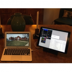 duet display iPad monitor for Mac
