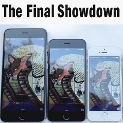 iPhone 6 vs iPhone 6 Plus: The Final Showdown