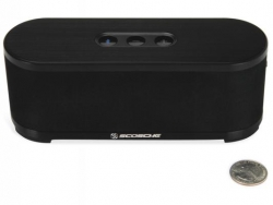 The Scosche boomSTREAM Bluetooth Speaker