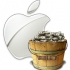 Apple's money bucket