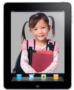 The interactive textbook and iPad 2 could spell a bright future for home schooling